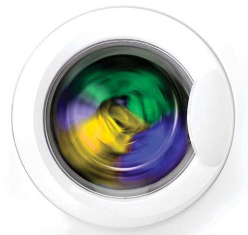 Tìm hiểu về tốc độ quay vắt trên máy giặt