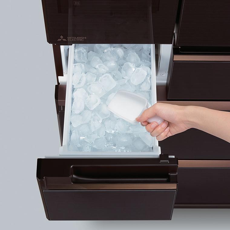 Công nghệ làm lạnh và khử mùi trên tủ lạnh Hitachi