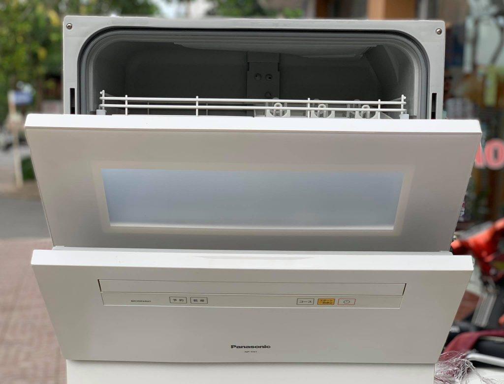 Tìm hiểu về máy rửa bát Panasonic
