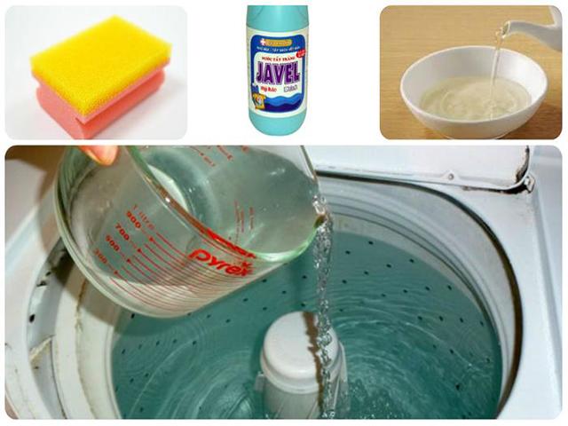 Cách vệ sinh máy giặt Nhật đơn giản hiệu quả
