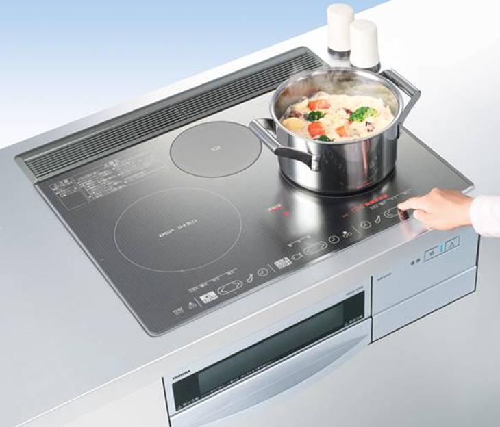 Những lý do bếp từ Nhật thuyết phục được bạn sử dụng nó