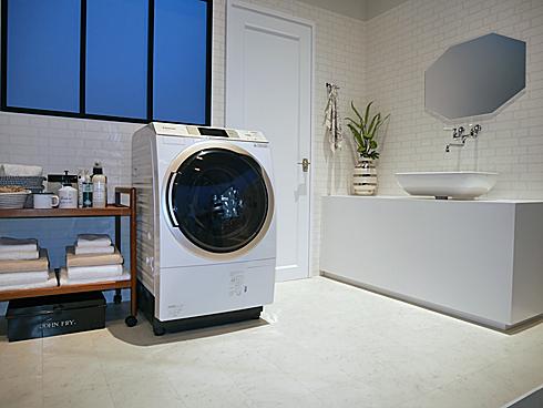 Các công nghệ giặt hiệu quả của máy giặt Panasonic