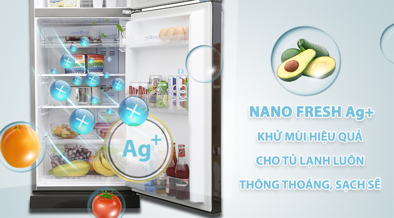 Những công nghệ kháng khuẩn trên tủ lạnh Nhật