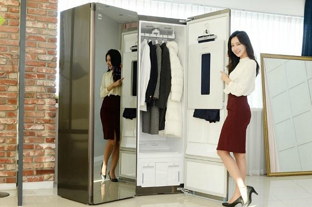 Máy giặt hấp sấy LG Styler phù hợp cho ai?