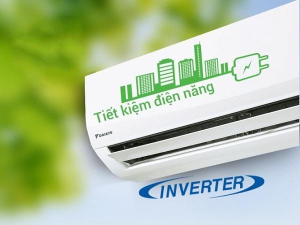 Công nghệ Inverter trên điều hòa Daikin là gì? Nơi bán điều hòa Daikin chính hãng
