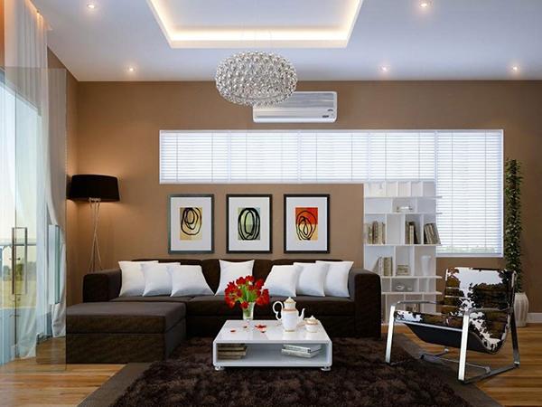 Cách chọn mua điều hòa phù hợp cho phòng khách